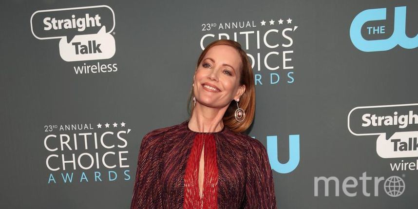 Звёзды на Critics' Choice Awards-2018. Лесли Манн. Фото Getty