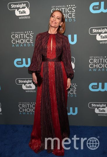 Звёзды на Critics' Choice Awards-2018. Лесли Манн. Фото Getty