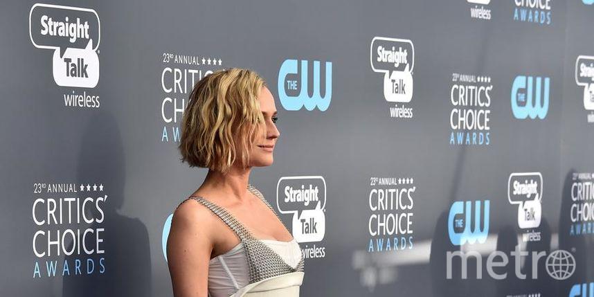 Звёзды на Critics' Choice Awards-2018. Дайан Крюгер. Фото Getty