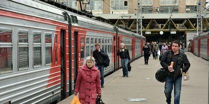 СМИ: В Россию прибыл заминированный поезд из ДНР