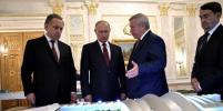 В Ростове ждут Путина