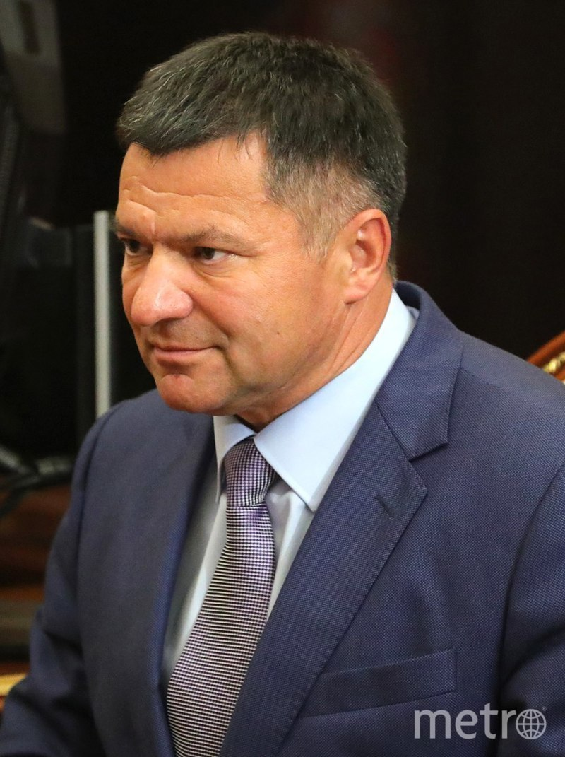 Врио губернатора Приморского края Андрей Тарасенко. Фото Wikipedia/Kremlin.ru