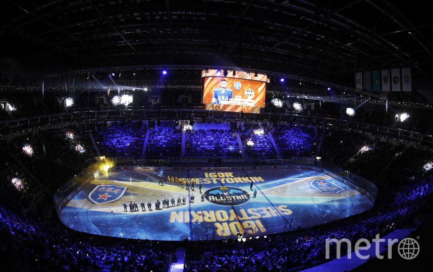 Неделя звёзд КХЛ. Фото photo.khl.ru, Юрий Кузьмин/Андрей Голованов