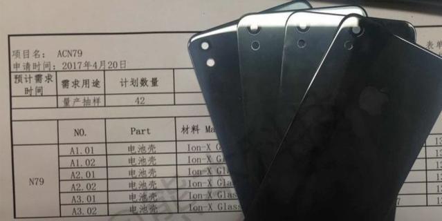 Инсайдерский снимок iPhone SE 2.