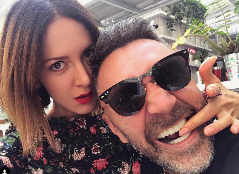 Сергей Шнуров с супругой, Матильдой. Фото Скриншот instagram.com/shnurovs/?hl=ru