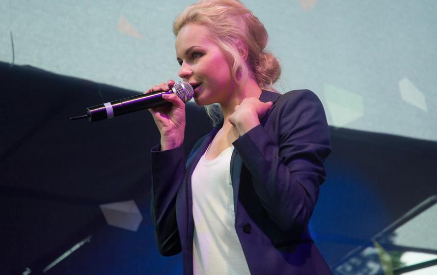 """Алиса Вокс, солистка группы """"Ленинград"""". Фото Wikipedia"""