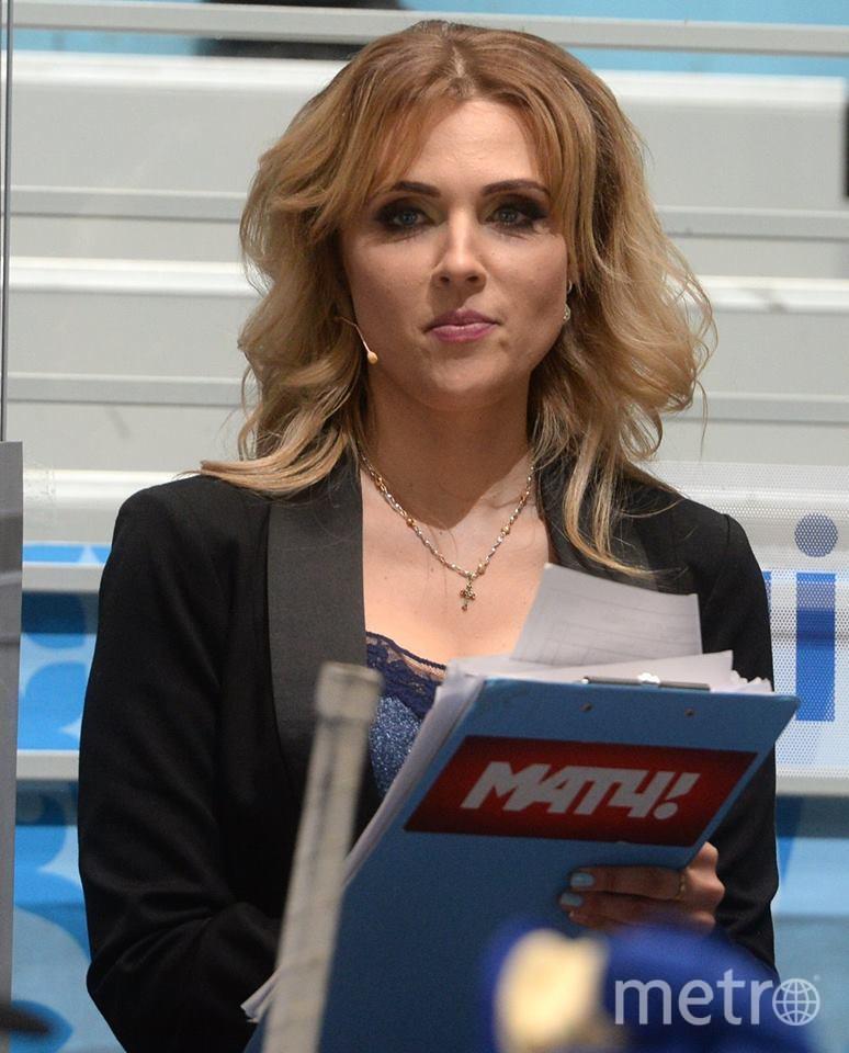 Дарья Миронова. Фото photo.khl.ru, Юрий Кузьмин/Андрей Голованов