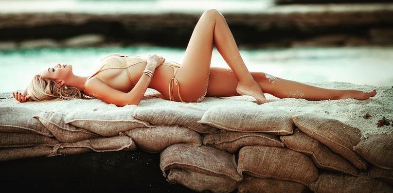 Виктория Лопырева - фотоархив. Фото Скриншот instagram.com/lopyrevavika/