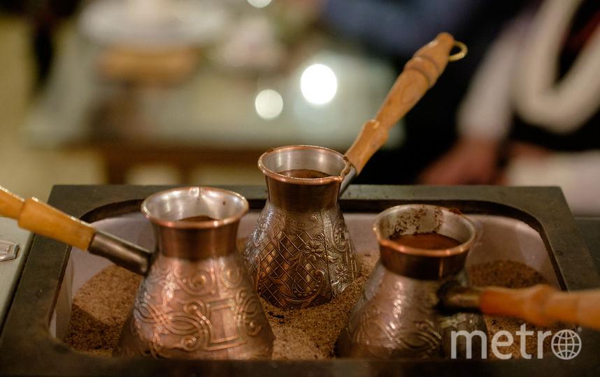 """В """"Музее специй"""" научили правильно заваривать кофе. Фото Алена Бобрович., """"Metro"""""""