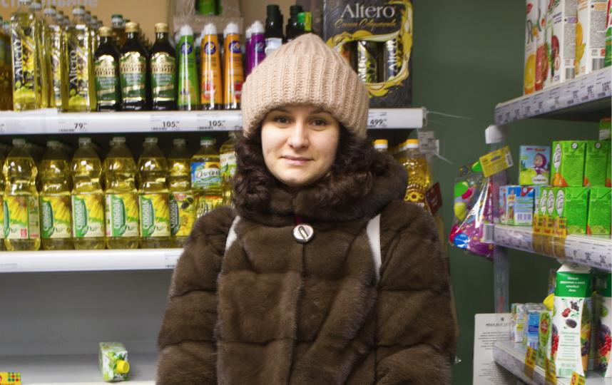 Дарья Леонтьева. Фото Василий Кузьмичёнок