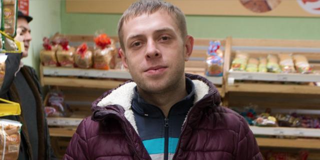 Роман Глабурдин.