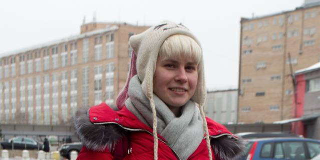 Екатерина Тихомирова.