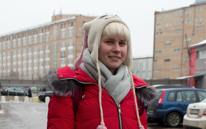 Екатерина Тихомирова. Фото Василий Кузьмичёнок