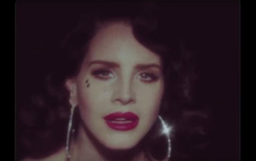 Lana Del Rey. Фото Скриншот Youtube