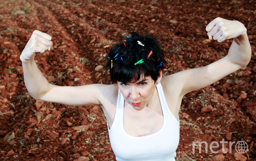 Женщины, как оказалось, более выносливы. Фото PressFoto