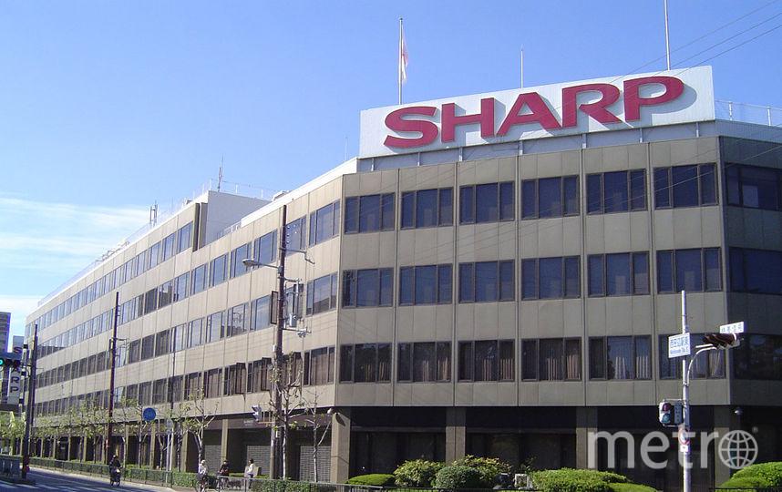 Главный офис корпорации Sharp в Осаке. Фото Wikipedia/Otsu4