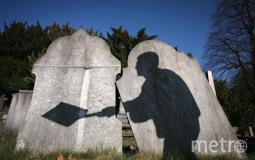 Кладбище. Фото Getty