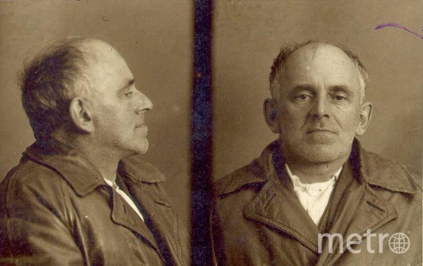 Осип Мандельштам. Фото Автор: NKVD - wikimedia.org
