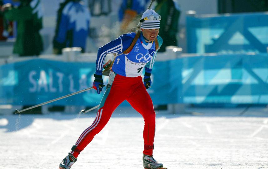 Биатлонист Уле-Эйнар Бьорндален. Фото Getty