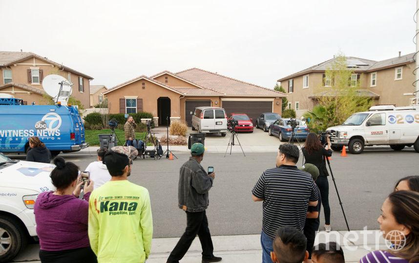 Супруги из США держали на цепи 13 своих детей. Фото Getty
