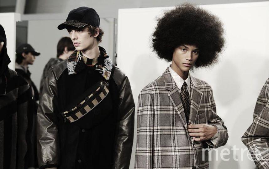 Коллекция Fendi на Неделе моды в Милане. Фото Getty