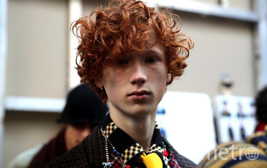 Коллекция Miaoran на Неделе моды в Милане. Фото Getty