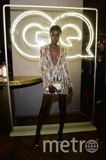 Звезды на показах Недели моды в Милане. Фото Getty