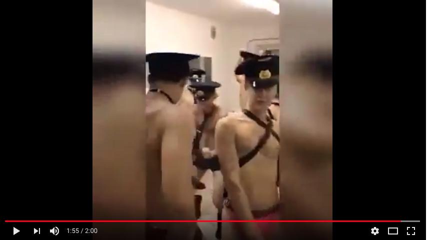 Курсанты записали видео. Фото Скриншот Youtube