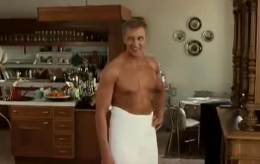 Сергей Горобченко, кадры из фильмов. Фото Все - скриншот YouTube
