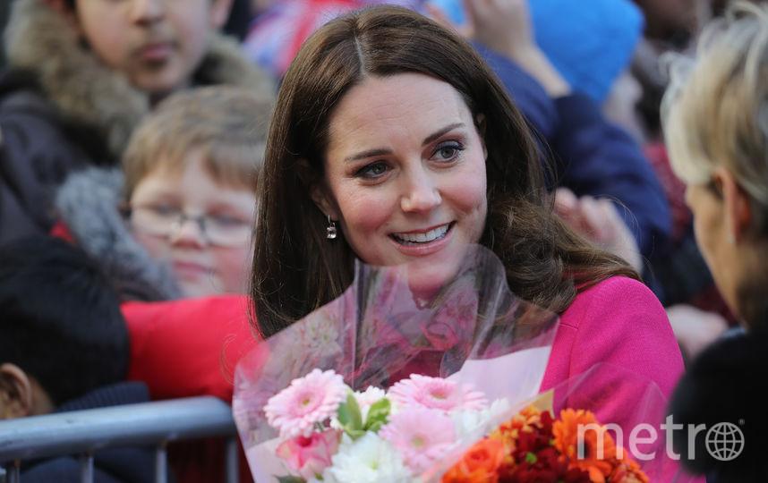 Кейт Миддлтон беременна третьим ребенком. Фото Getty
