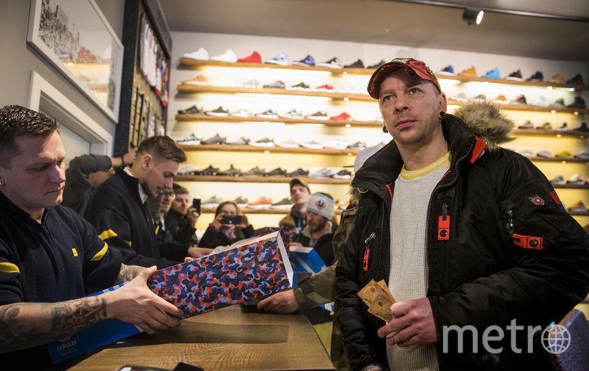 В магазине. Фото AFP