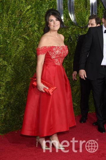 Моника Левински сейчас. Фото Getty