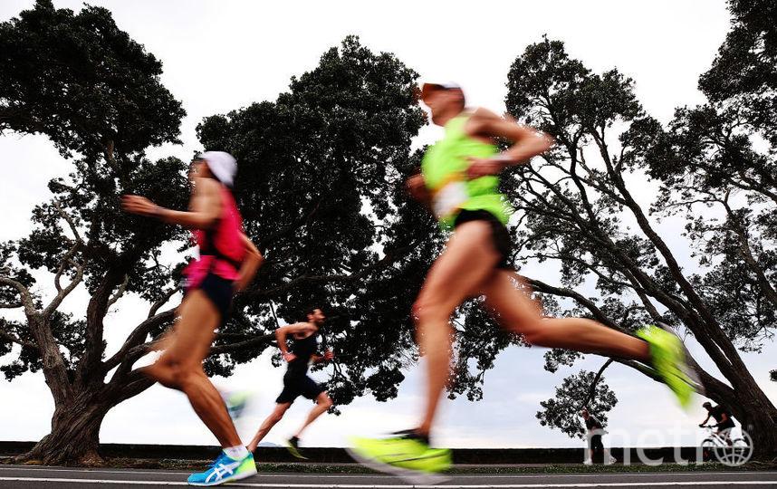 В ультрамарафоне Across the Year побеждает тот, кто пробежит наибольшую дистанцию за 24, 48 и 72 часа или шесть дней. Фото Getty