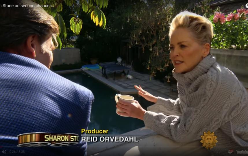 Скриншот из интервью. Фото CBS Sunday Morning, Скриншот Youtube