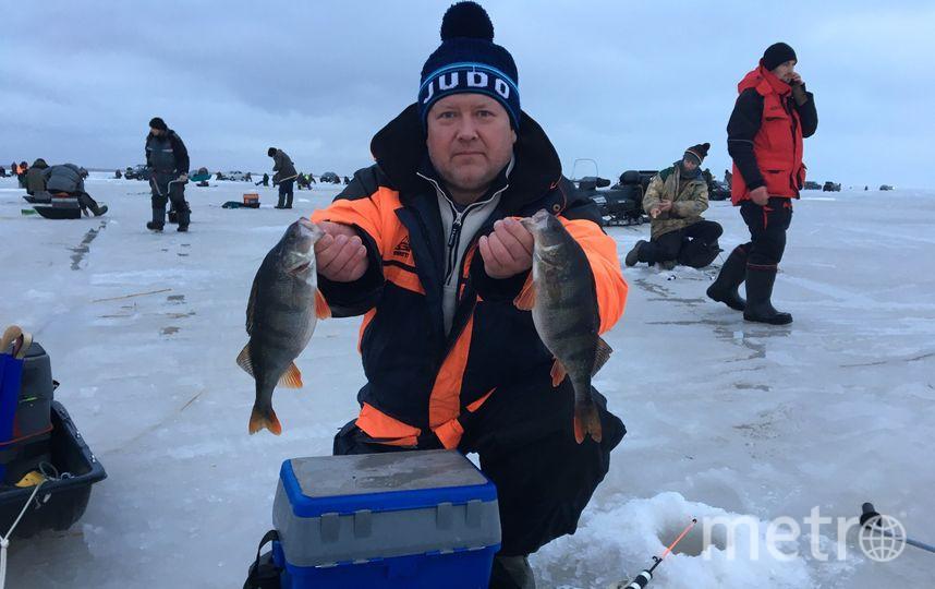 Рыбачат зимой не ради улова, а ради удовольствия | предоставлено героями материала.