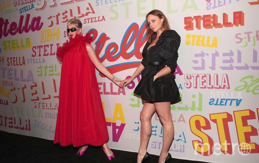 Вечеринка у Стеллы Маккартни. Кэти Перри и Стелла Маккартни. Фото Getty