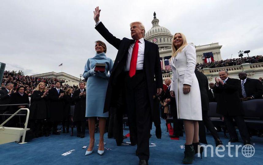 Трамп рассчитывает, что стена защитит его от«самой опасной» страны вмире