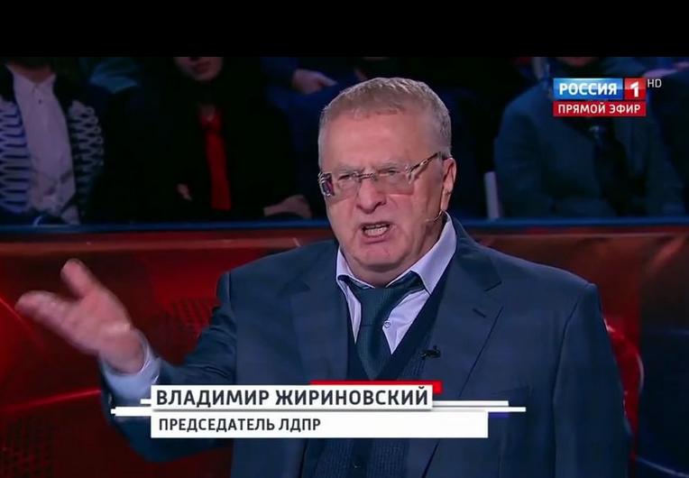 Владимир Жириновский, фотоархив. Фото Скриншоот instagram.com/zhirinovskiy/