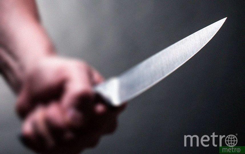 "Нож. Фото Василий Кузьмичёнок, ""Metro"""