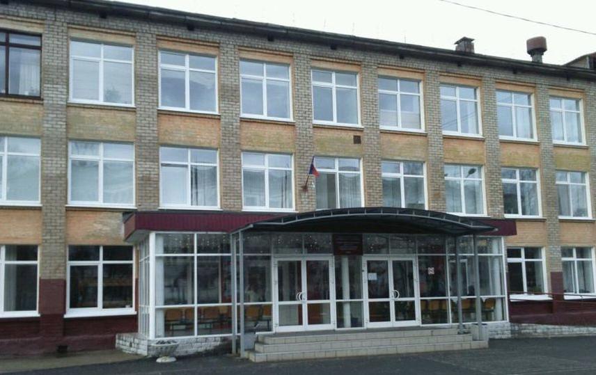 Школа, где произошла трагедия. Фото РИА Новости