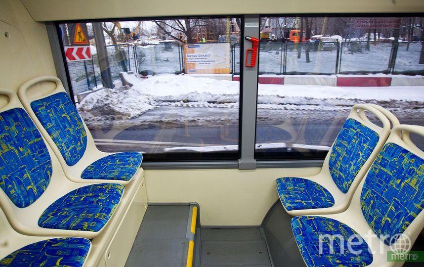 Рейсовый автобус попал в аварию в Москве (архивное фото). Фото Василий Кузьмичёнок