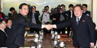 Спортсмены из КНДР и Южной Кореи пройдут под одним флагом на Олимпиаде