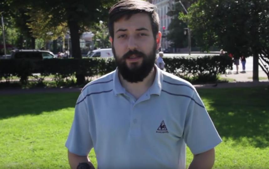 Сергей Кагермазов. Фото Скриншот Youtube