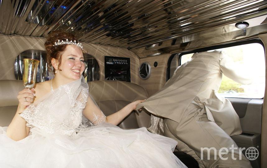 Свадьба Граниной Кристины и Мохлякова Петра. Фото Кристина