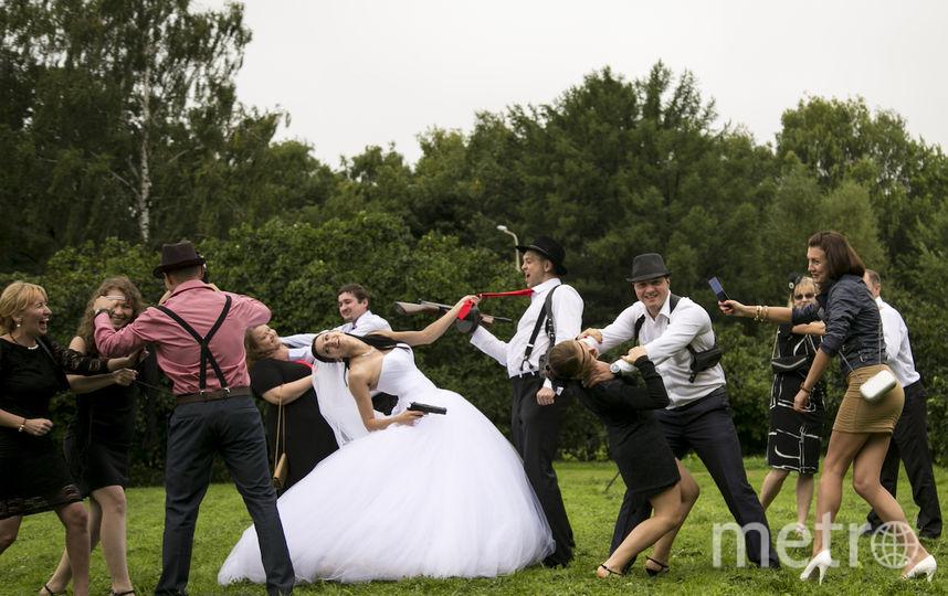 Свадьба Евгения и Марины Митрофановых. Фото Евгений и Марина Митрофановы