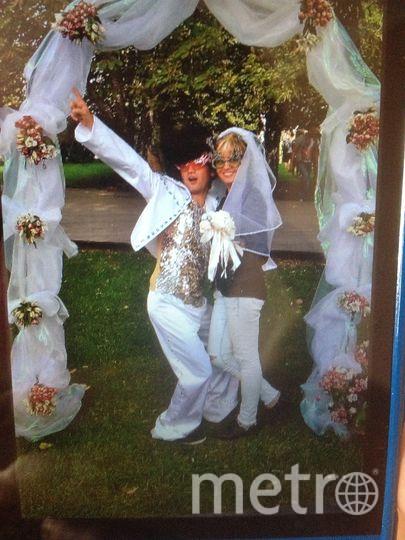 Наша прикольная свадьба. Фото Тина и Сергей Юртаевы