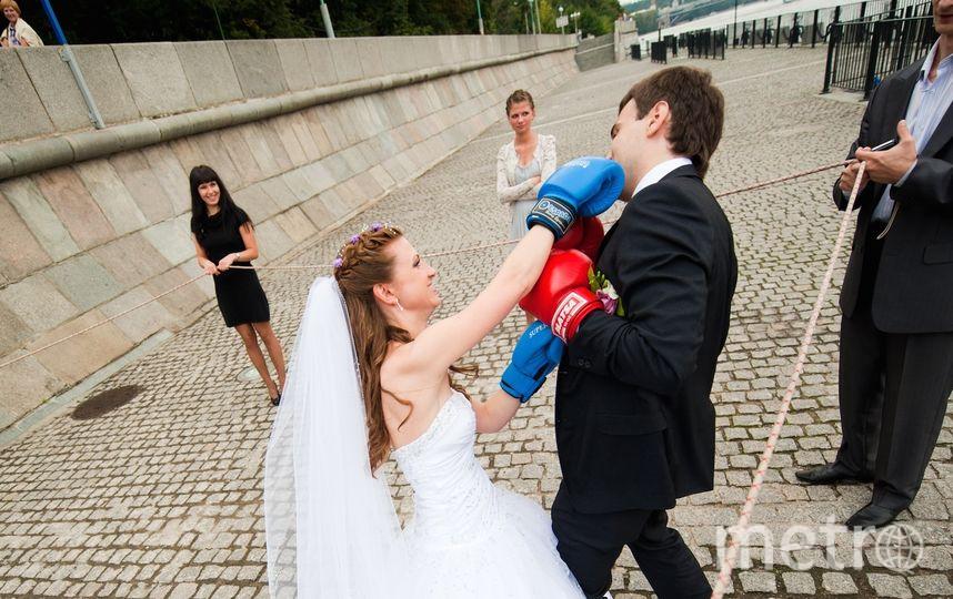 Юлия Дубровская с мужем. Фото Юлия Дубровская