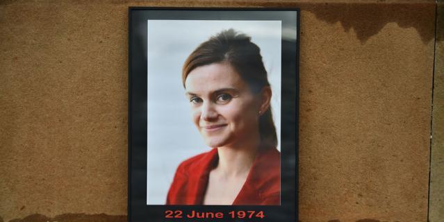 Убийство Джо Кокс было совершено в городе Бирсталл в окрестностях Лидса, графство Западный Йоркшир.
