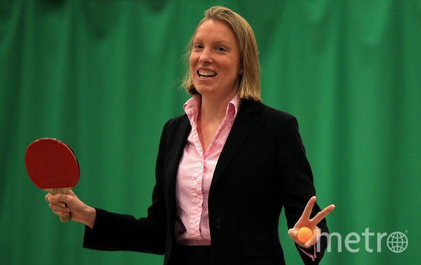 Ранее Трейси Крауч занимала пост заместителя главы министерства по вопросам спорта и гражданского общества. Фото Getty