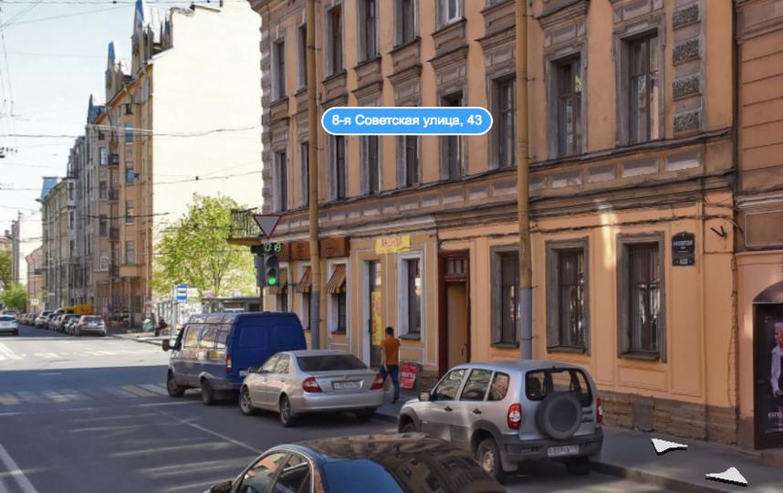 Советская, ныне Рождественская улица. Фото Яндекс.Панорамы